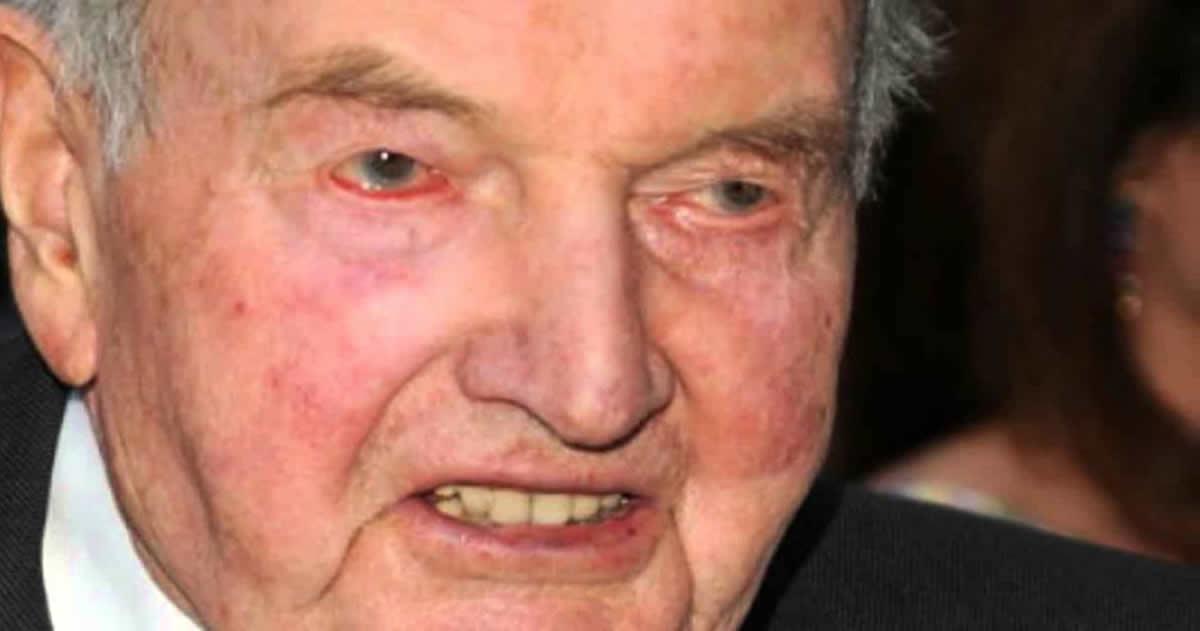 David Rockefeller muere a los 101 años de edad en New York
