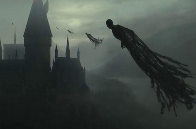 Dementor, en la película Harry Porter.