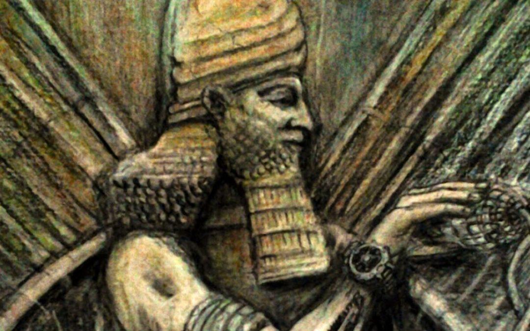 El temible Enlil: señor del viento y las tormentas de la mitología sumeria