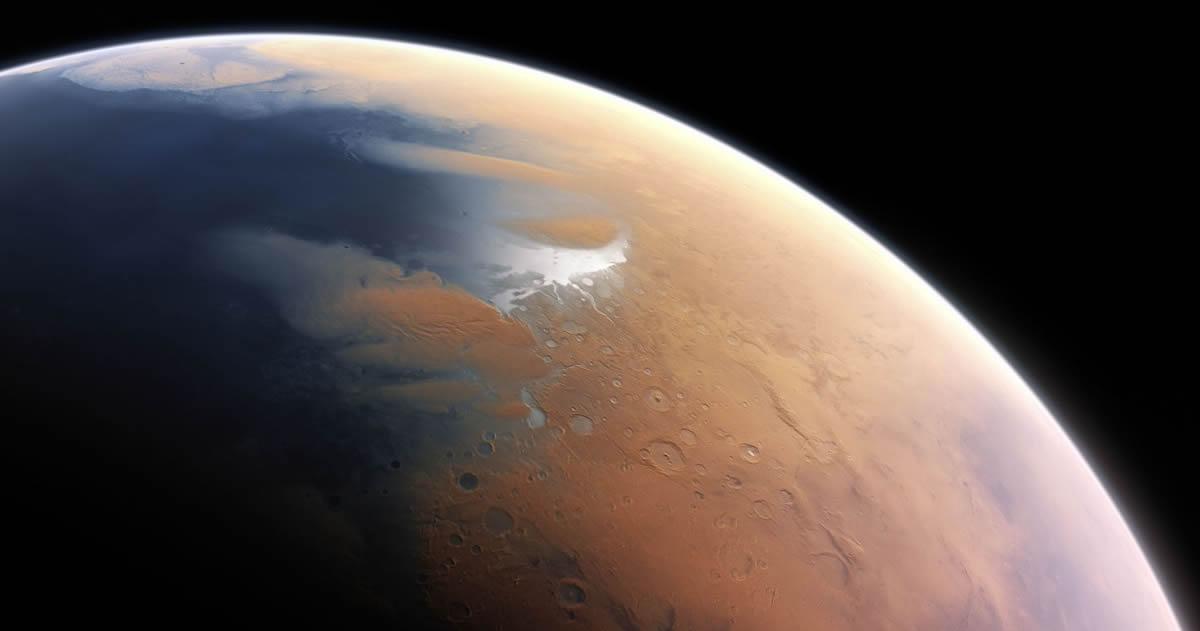 Científicos de NASA presentan plan para recuperar la atmósfera de Marte