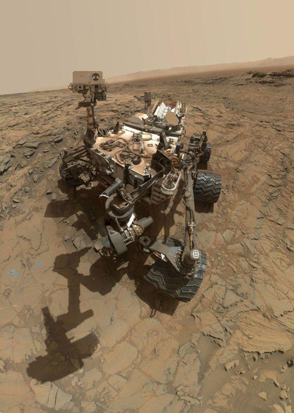NASA: «Las ruedas del Curiosity han empezado a romperse» ... ¿Recién?