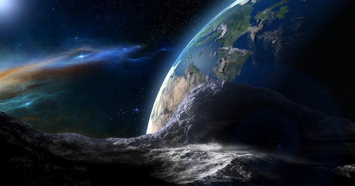 Un asteroide pasó a una distancia muy peligrosa de la Tierra, según NASA