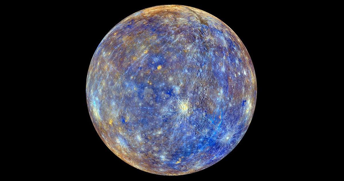Científicos demuestran que Mercurio no se habría formado en nuestro Sistema Solar