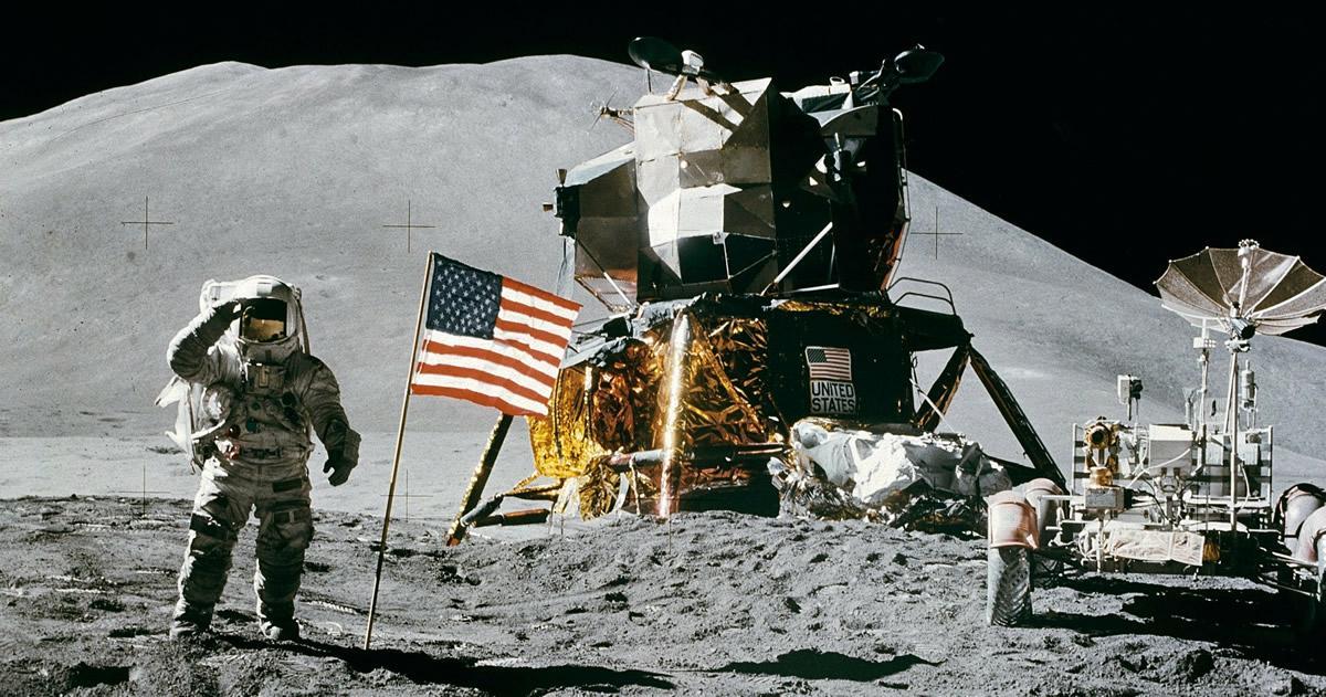 El Rover Lunar chino no encuentra evidencia del alunizaje de EE.UU