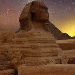 Los misterios de la Gran Esfinge de Guiza