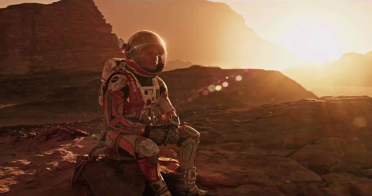 ¿Tenemos que modificar genéticamente nuestros cuerpos para sobrevivir en Marte?