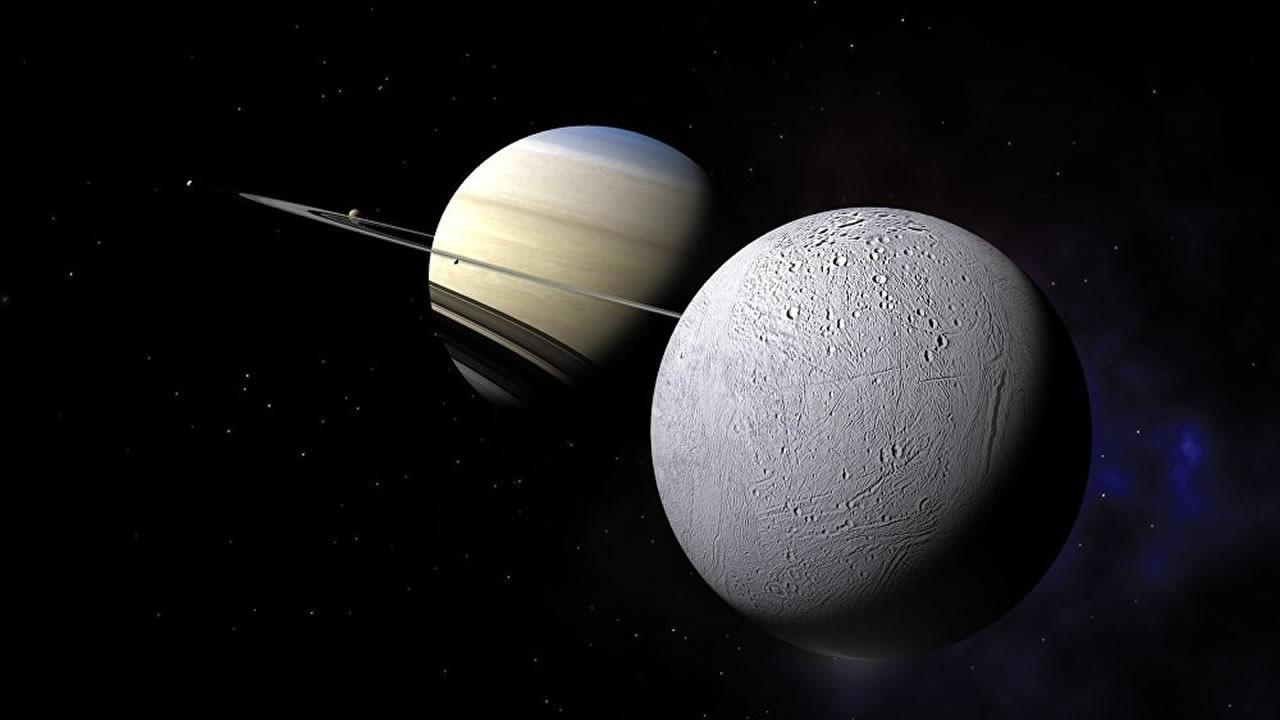 Encélado no es el único lugar que podría albergar vida extraterrestre