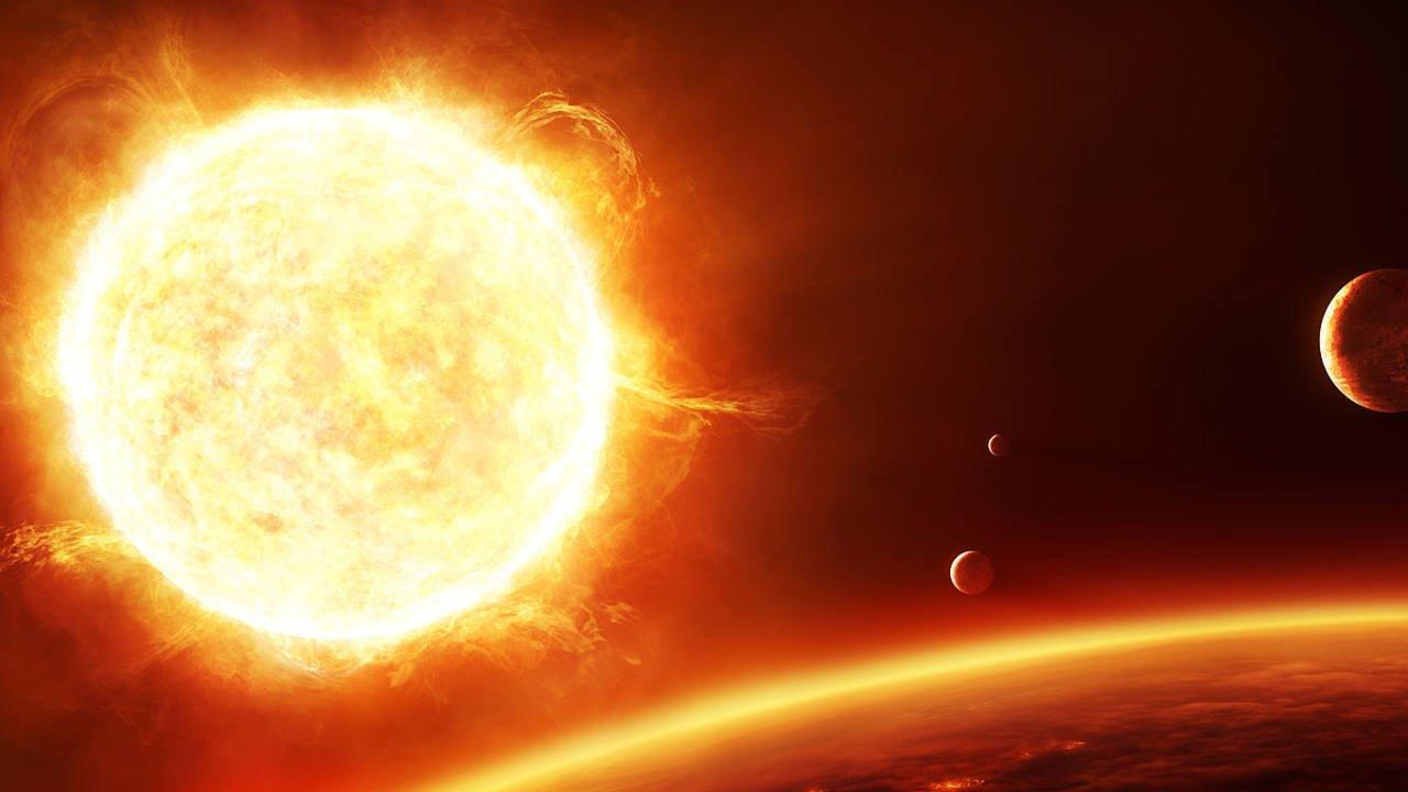 La gran tormenta solar y los cambios que vienen el sol for Donde esta el sol