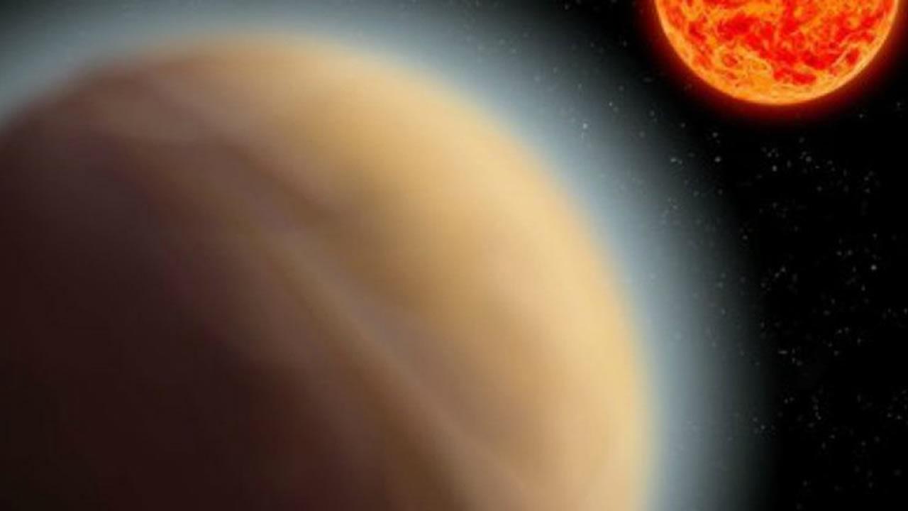 Detectan por primera vez una atmósfera en un exoplaneta similar a la Tierra