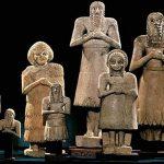 Los siete dioses principales del panteón sumerio