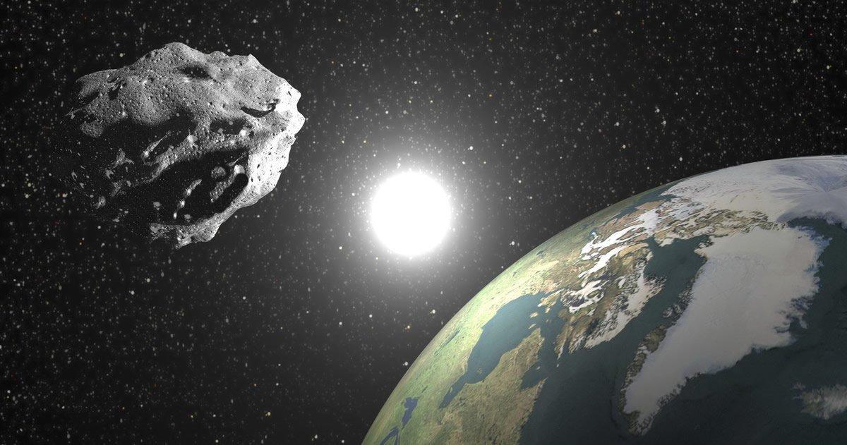 2014 JO25: El Asteroide de 1 Km de longitud que se dirige hacia la Tierra