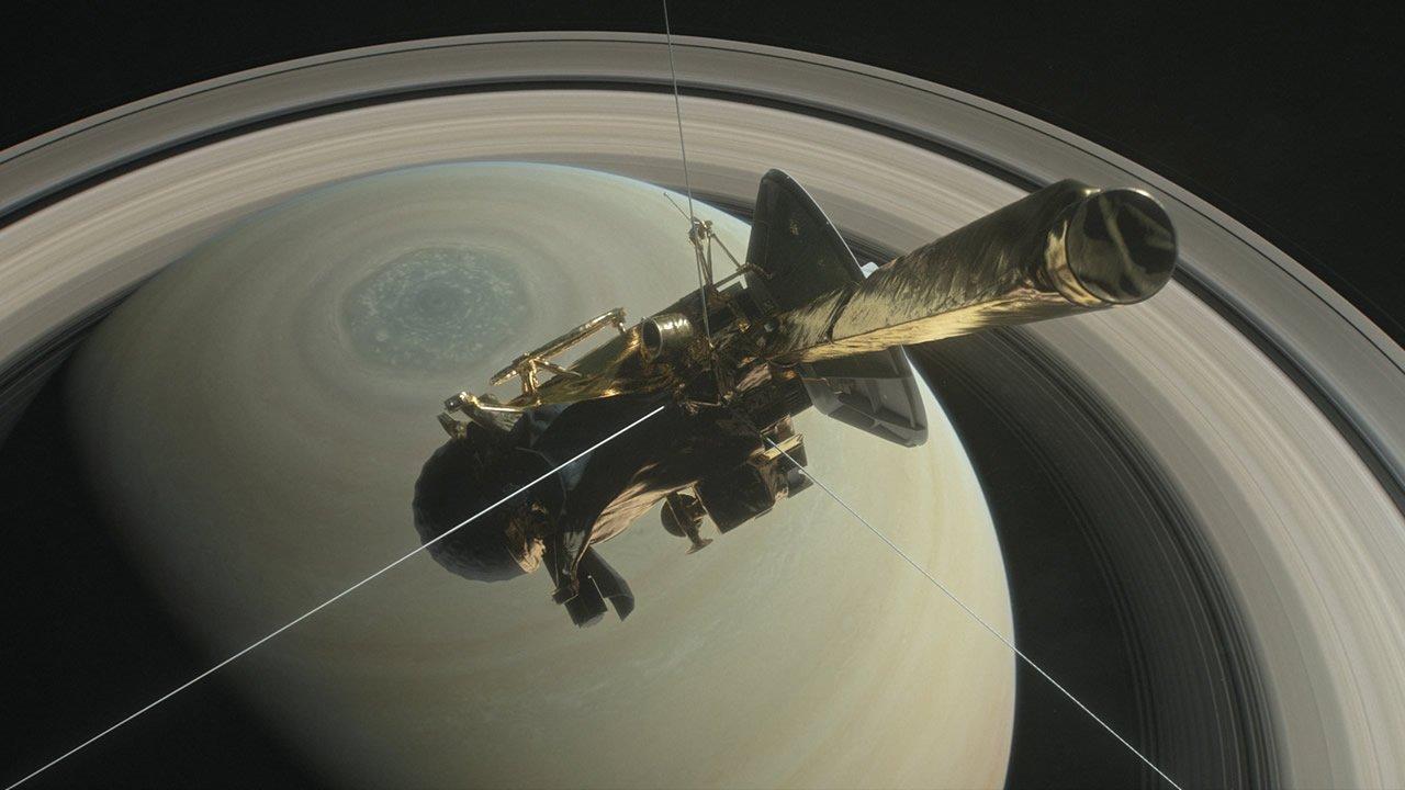 Grand Finale: NASA finalmente destruirá la sonda Cassini en Saturno