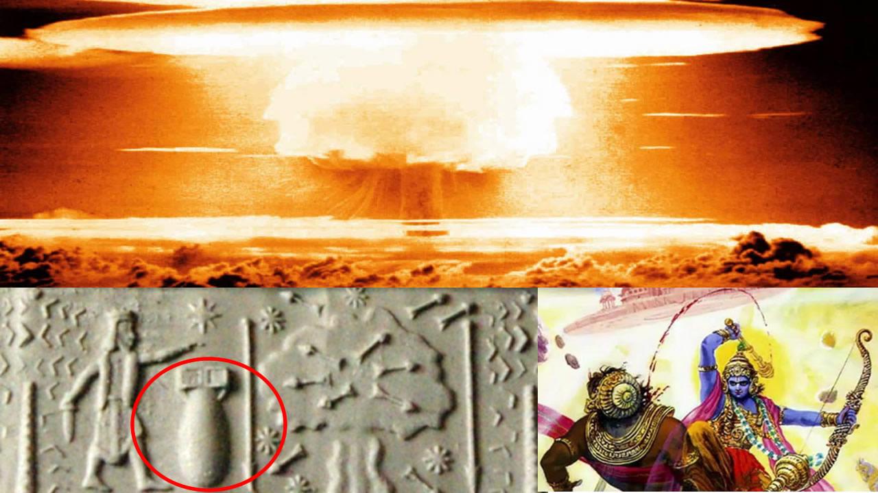 ¿Una Bomba Atómica detonada 12.000 años atrás?