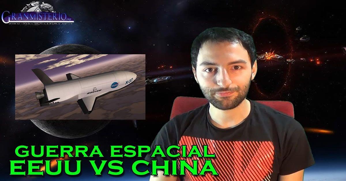 ¿Existe una guerra en el espacio entre EE.UU. y China?