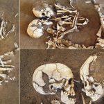 Los «Amantes de Valdaro» Dos esqueletos abrazados durante 6.000 años