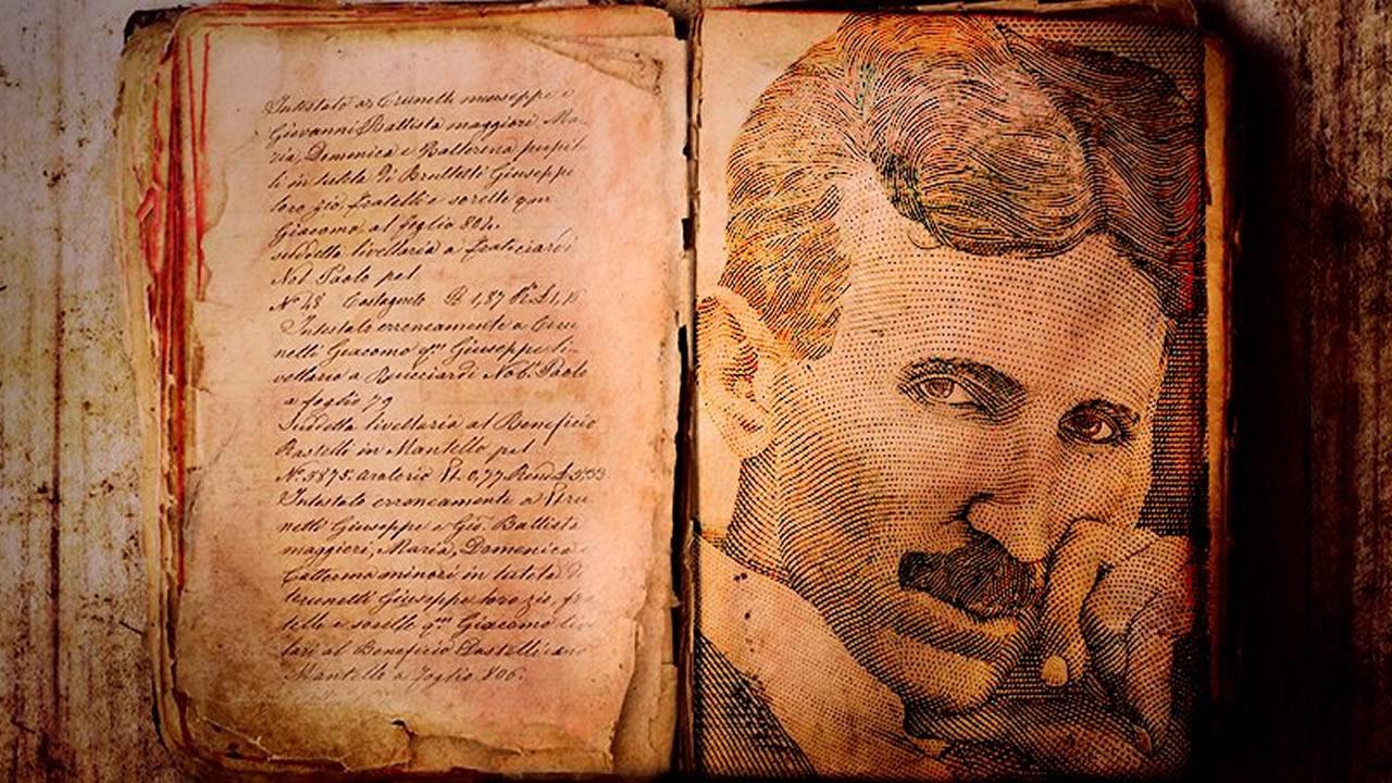 Nikola Tesla: Los documentos perdidos sobre Antigravedad