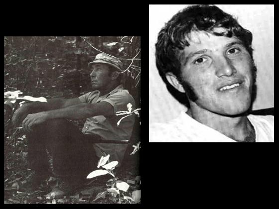 A la izquierda, Charlie Hickson. A la derecha, Calvin Parker. El 11 de Octubre de 1973, ambos vivieron la experiencia más aterradora de sus vidas al ser abducidos por unos extraños seres sin boca ni ojos que salieron de un objeto volador.