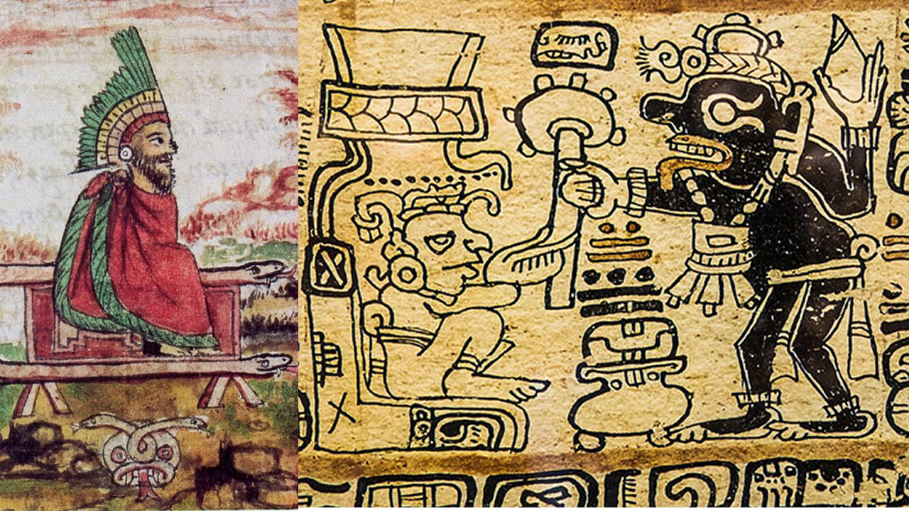 Historia decodificada: Estrechas relaciones entre Quetzalcoatl y otros dioses antiguos