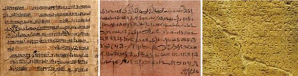 El escriba sentado, fechado en torno a los años 2600-2350 AC.