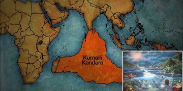 Diversas evidencias demuestran que el antiguo continente de Lemuria existió