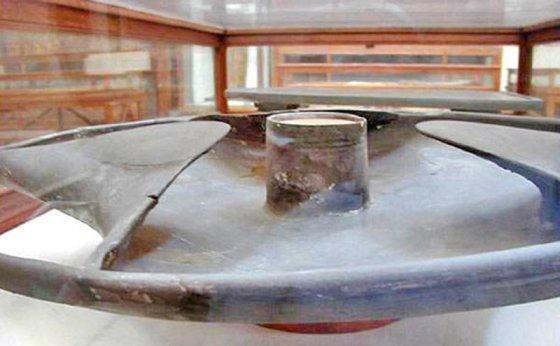 Uno de los objetos más misteriosos antiguo descubierto en Egipto.