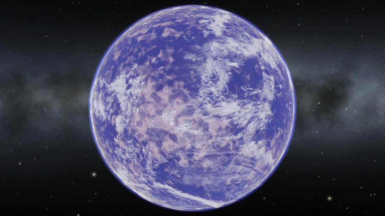 Hace 4.400 millones de años la Tierra estaba cubierta por un Océano Global