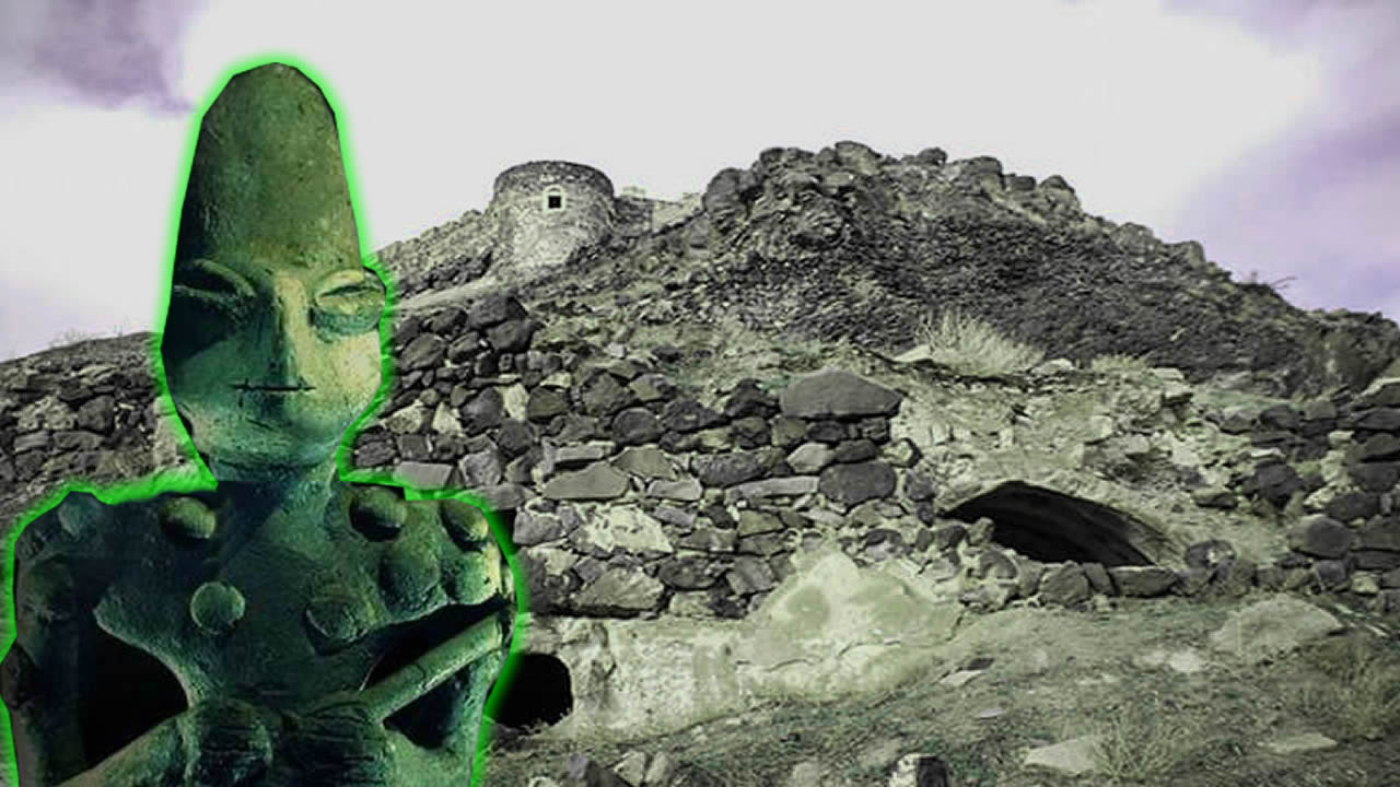 ¿Qué relación hay entre una ciudad subterránea en Turquía y los «Reptilianos» de Ubaid?