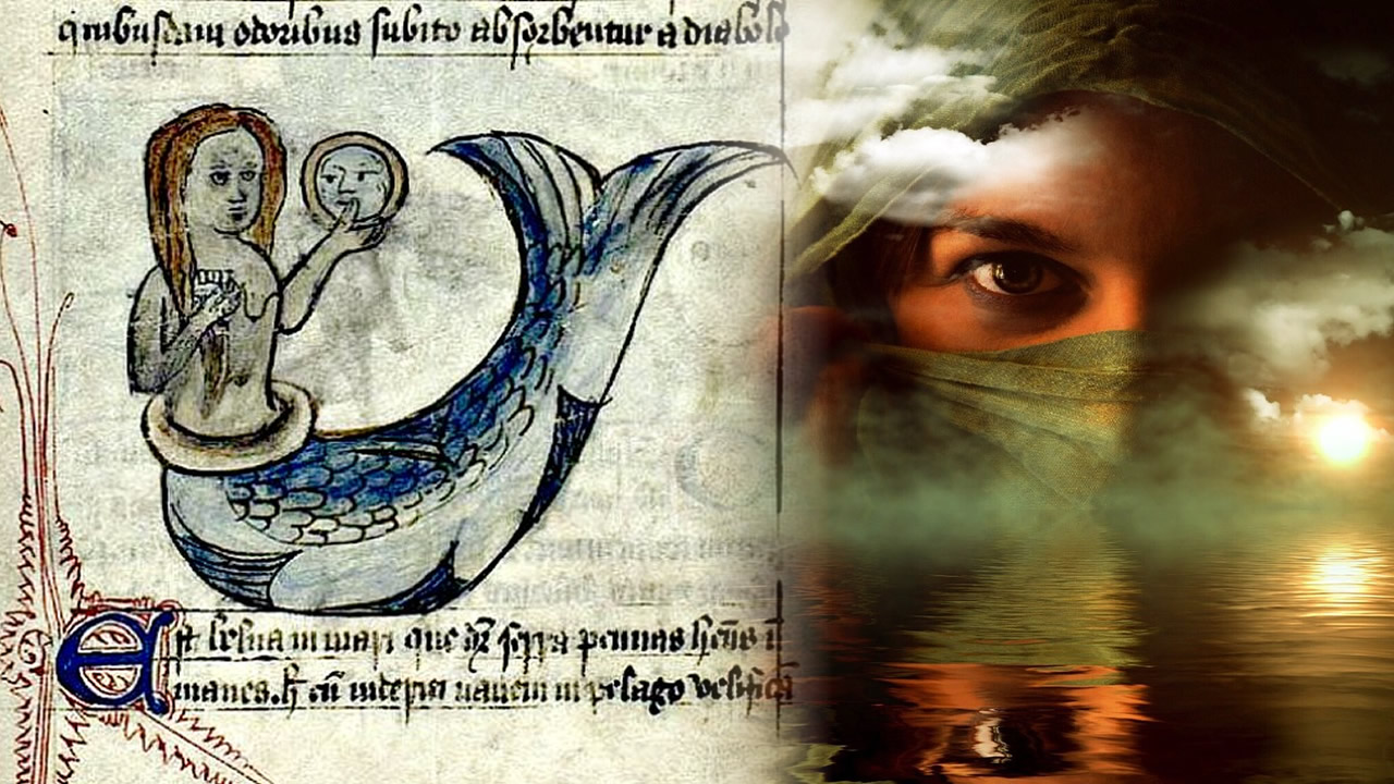 Sirenas: Hijas del Mar y Perdición de los Hombres