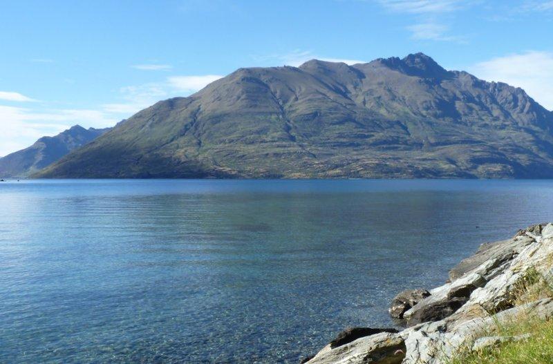 Lago Wakatipu (Nueva Zelanda)
