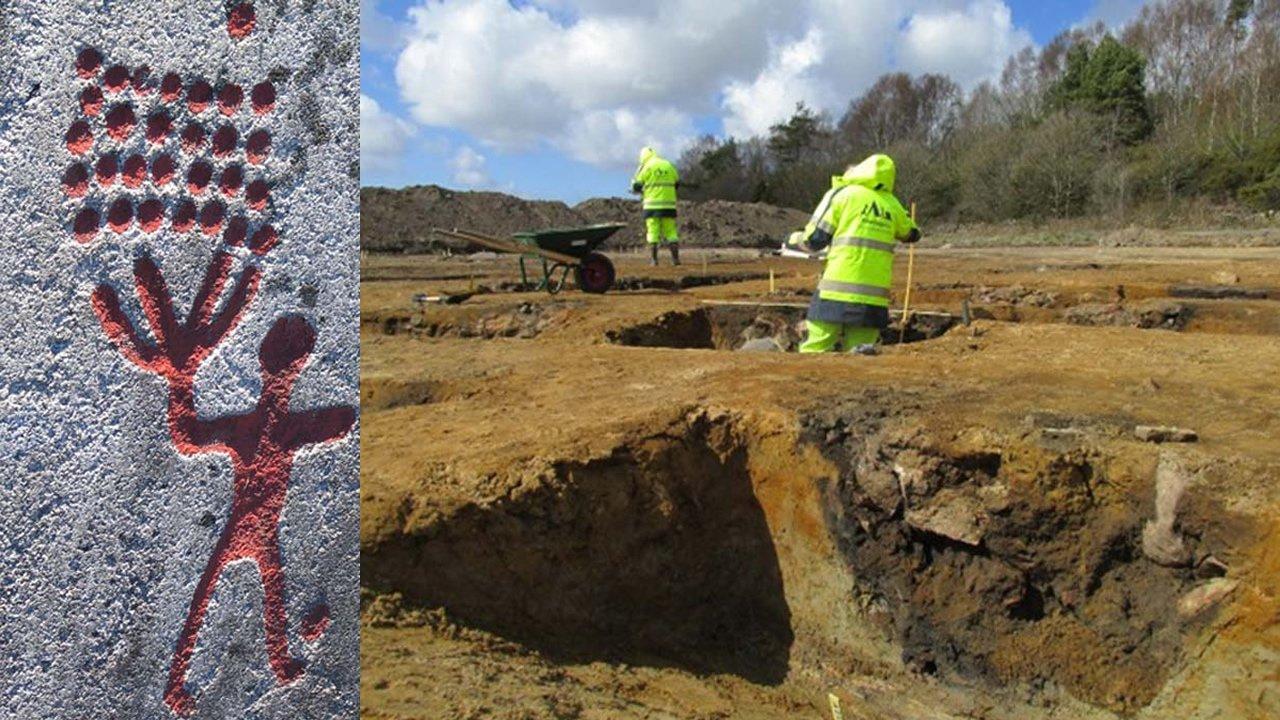 Descubiertos en Suecia más de 80 fosos de la Edad de Bronce: ¿Un lugar de reunión de hace 3.000 años?