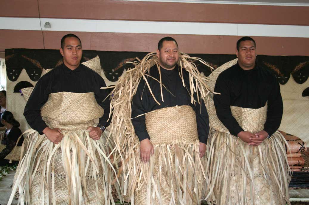 Miembros de la realeza de Tonga