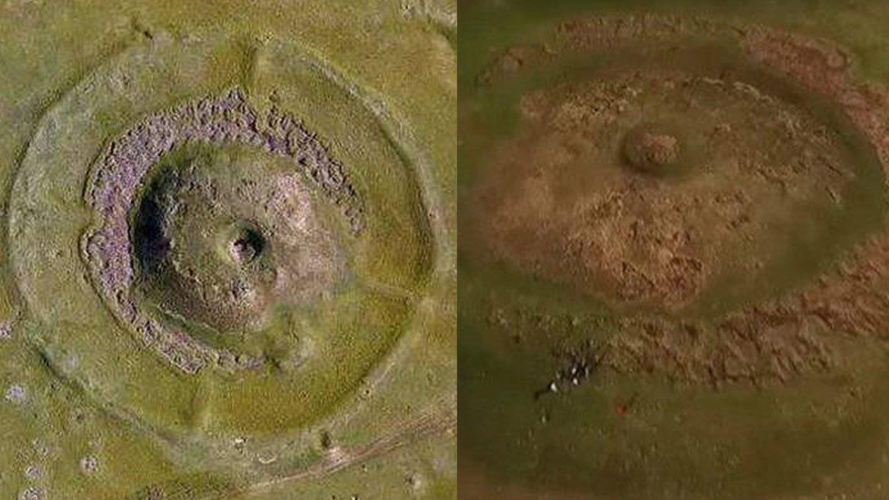Descubren un misterioso altar de 3.000 años en China