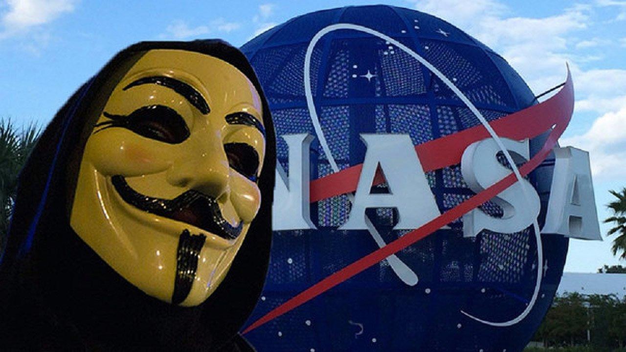 NASA responde a Anonymous acerca del anuncio del hallazgo de vida extraterrestre