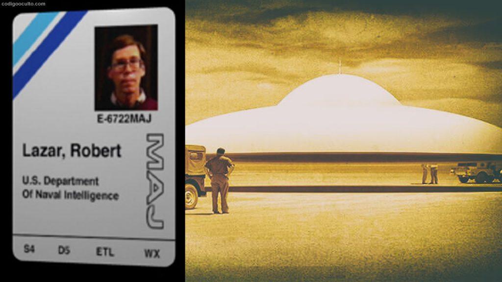 Bob Lazar habría trabajado para el gobierno de EE.UU. en proyectos secretos con tecnología alienígena