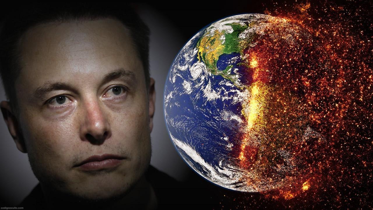 El sencillo mensaje de Elon Musk sobre por qué el cambio climático es real
