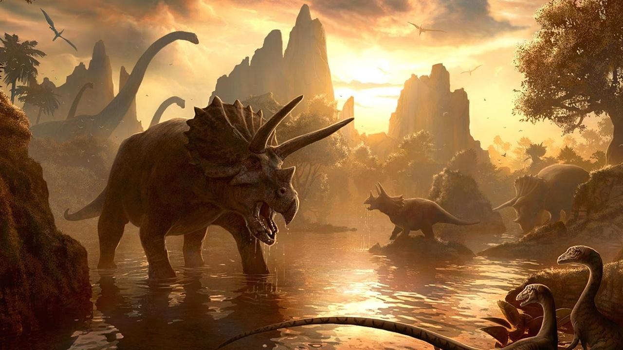El apocalipsis volcánico que abrió paso al surgimiento de los dinosaurios