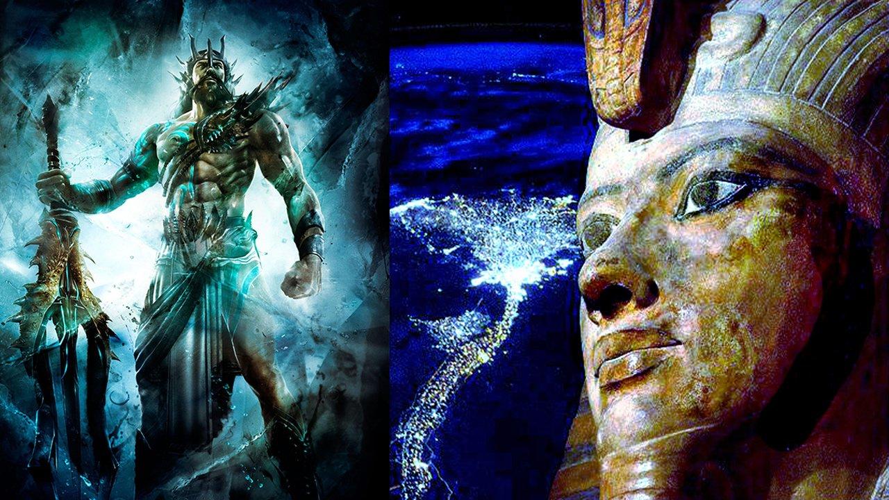 Historia Oculta: Los dioses atlantes del antiguo Egipto