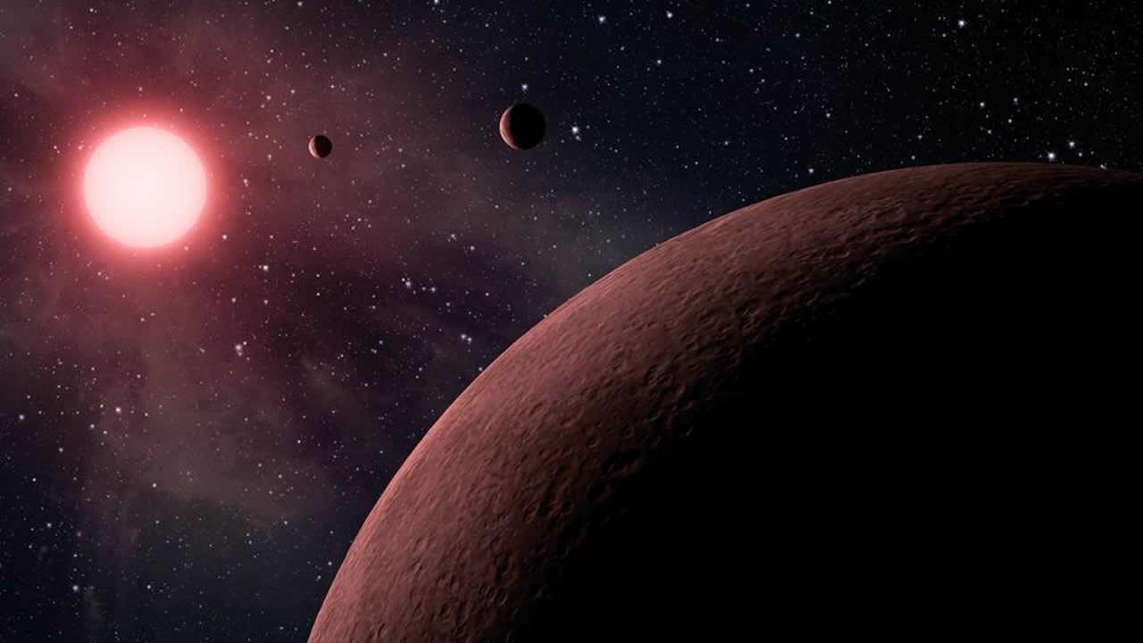 NASA descubre diez nuevos planetas que podrían albergar vida