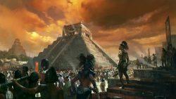 Seres de otros mundos crearon al ser humano según el Libro de los antiguos Mayas