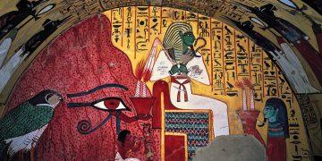 Descifran antiguos mensajes de los «dioses» encriptados en jeroglíficos egipcios
