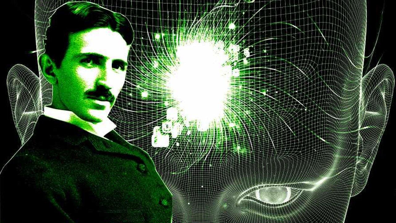 Nikola Tesla y su gran proyecto sobre el cerebro humano