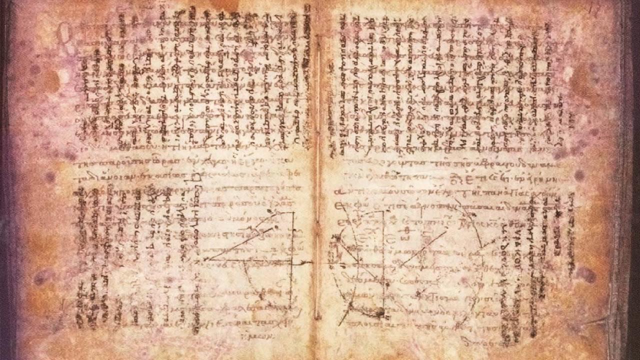 El día que perdimos siglos de avance científico cuando unos monjes decidieron borrar un libro de Arquímedes