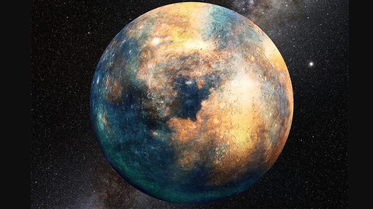 Investigadores: «Un décimo planeta podría existir en los límites del Sistema Solar»