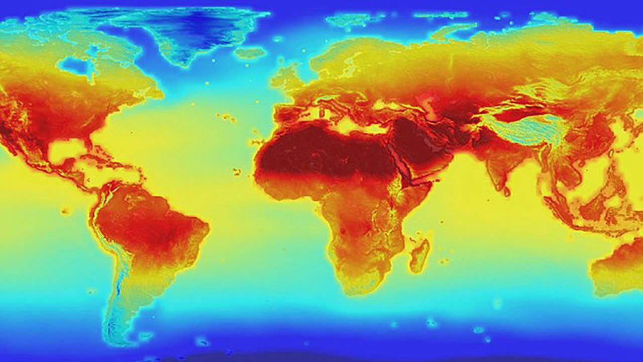 Letales olas de calor en el 30% del planeta se incrementarán a 74% en el año 2100