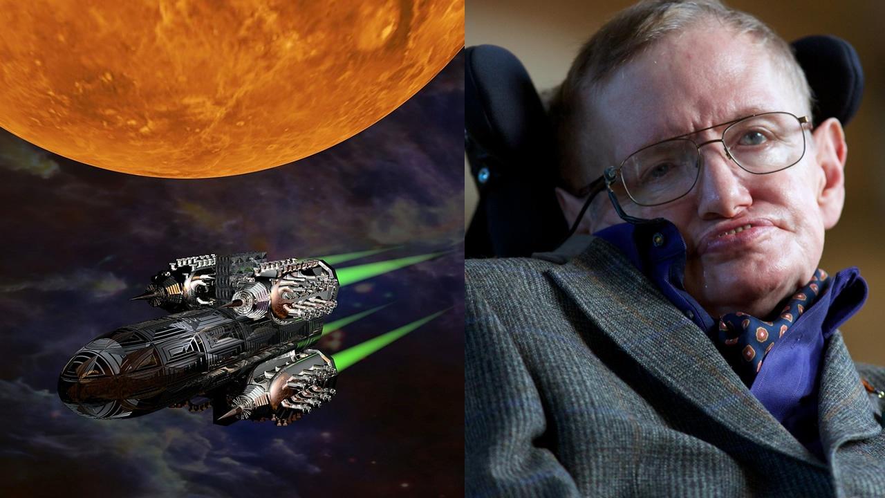 Stephen Hawking afirma que debemos abandonar la Tierra en los próximos 30 años