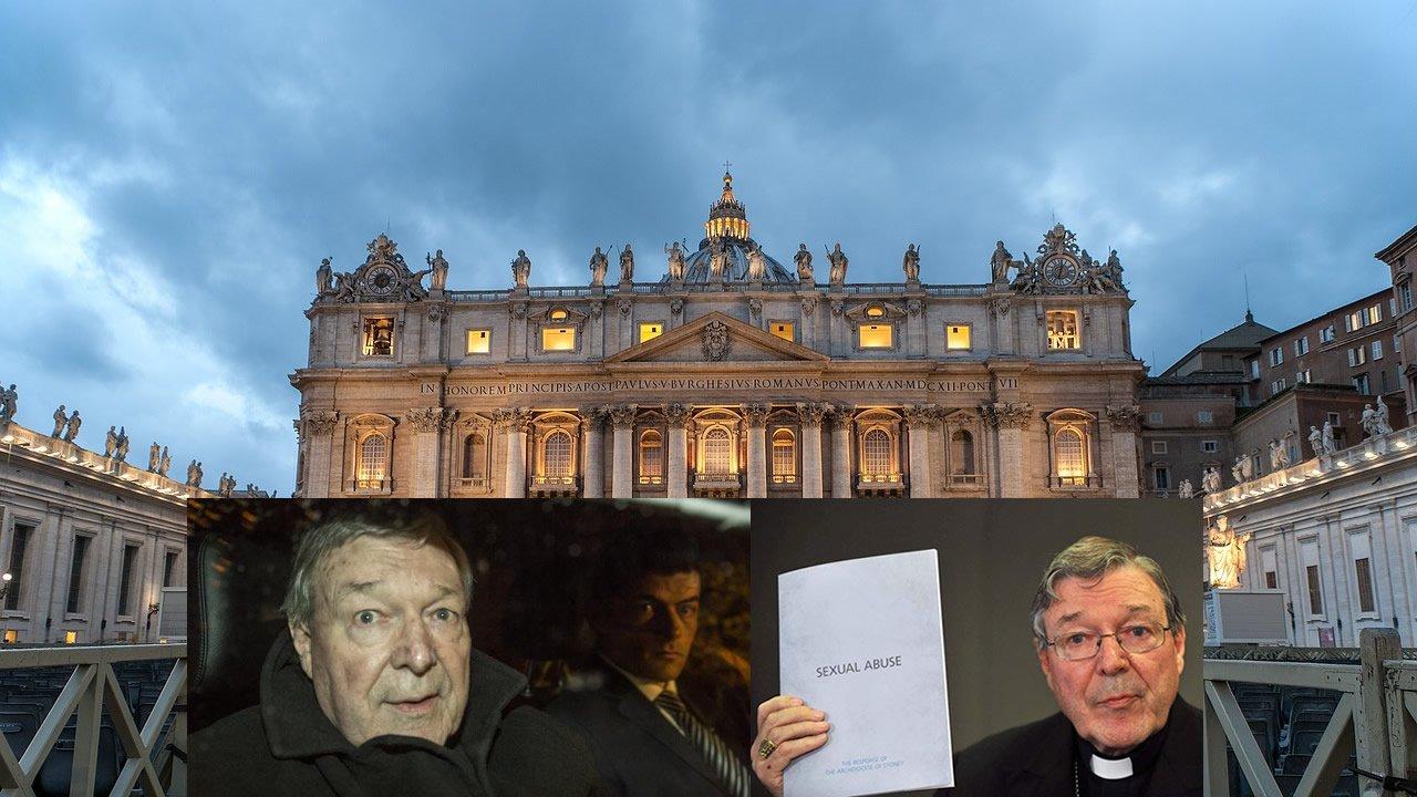 Nuevo escándalo: Denuncian al número 3 del Vaticano por abuso infantil