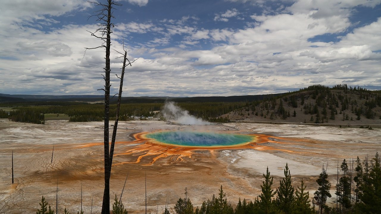 Servicio Geológico de Estados Unidos advierte de extraño aumentos de terremotos en Yellowstone