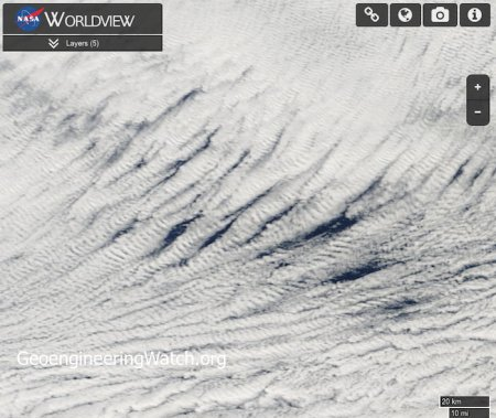 El Océano Austral cerca de la Antártida