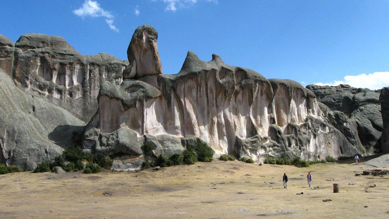 El misterio de Marcahuasi: La inexplicable selva de piedra en Perú