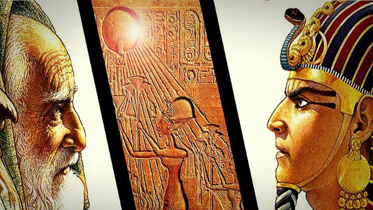 ¿Fueron Moisés y el Faraón Akenatón la misma persona?